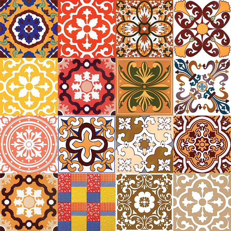Adesivo para azulejo portugu s 02 cazulo - Azulejos para mosaicos ...