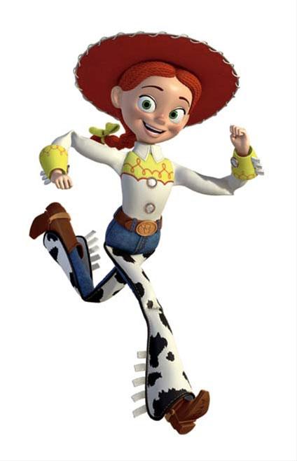 Jessie triste Toy Story - Imagui