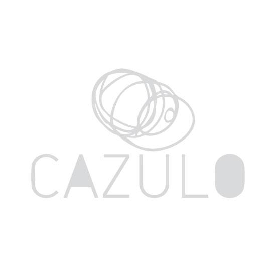 Adesivo de Azulejo Zig-Zag Azul