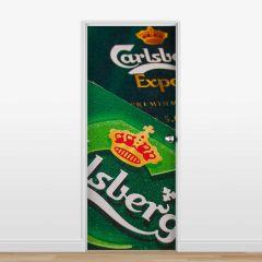 Adesivo para Porta Cerveja #06