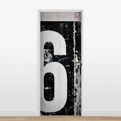 Adesivo para Porta Colagem #06