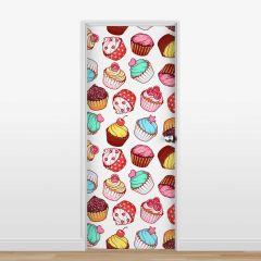 Adesivo para Porta Cupcakes #01