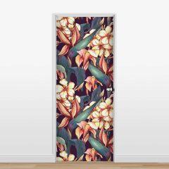 Adesivo para Porta Estampa Floral #01
