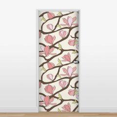 Adesivo para Porta Estampa Floral #02