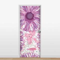 Adesivo para Porta Estampa Floral #03