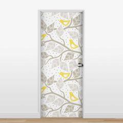 Adesivo para Porta Estampa Floral #04