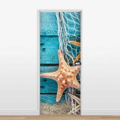 Adesivo para Porta Estrela do Mar