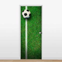 Adesivo para Porta Futebol #01