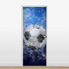 Adesivo para Porta Futebol #02