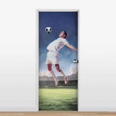 Adesivo para Porta Futebol #03