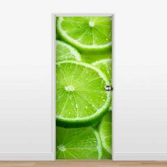 Adesivo para Porta Limão