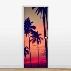 Adesivo para Porta Sunset #01
