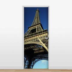 Adesivo para Porta Torre Eiffel #01