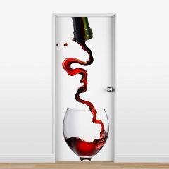 Adesivo para Porta Vinhos