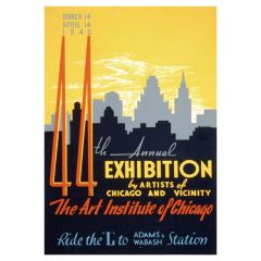 Poster Annual Exhibition
