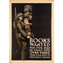 Poster Books Wanted
