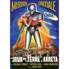 Poster Mission Spatiale