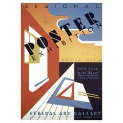 Poster Regional Exhibition