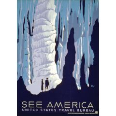 Poster See America