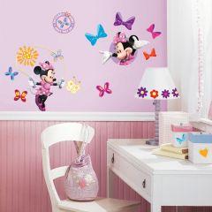 Adesivo Botique Minnie Mouse - Disney