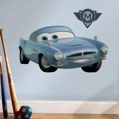 Adesivo Cars 2 Finn MacMissile - Disney