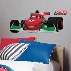 Adesivo Cars 2 Francesco - Disney