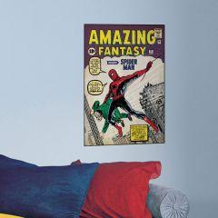 Adesivo Homem-Aranha Capa Quadrinho #1