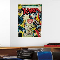 Adesivo X-Men Capa Quadrinho #100