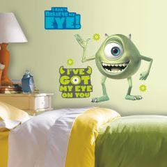 Adesivo Mike Monstros S.A - Disney Pixar