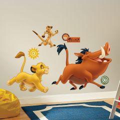 Adesivo O Rei Leão - Disney
