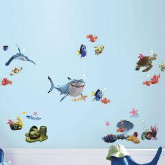 Adesivo Procurando Nemo Cartela - Disney Pixar
