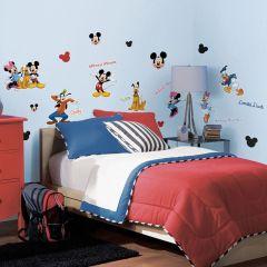 Adesivo Mickey e Amigos - Disney