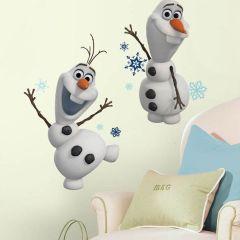 Adesivo Olaf o Boneco de Neve Frozen - Disney