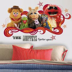 Adesivo Os Muppets Gigante - Disney