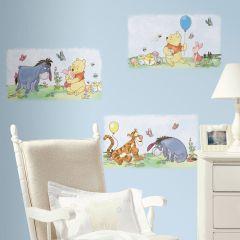 Adesivo Poster Ursinho Pooh - Disney