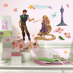 Adesivo Rapunzel - Disney
