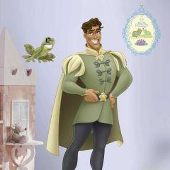 Adesivo Naveen com Borboletas 3D - Disney