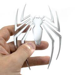 Adesivo Aranha Spider Man Resinado