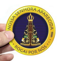 Adesivo Medalha Nossa Senhora
