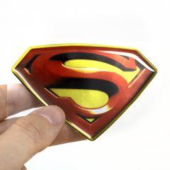 Adesivo Símbolo Super Homem