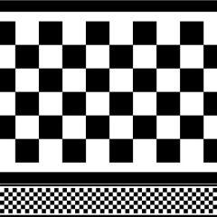 Border Adesivo Grid