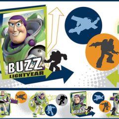 Border Removível Buzz Lightyear - Disney