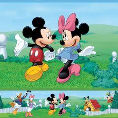 Border Removível Mickey e Amigos - Disney