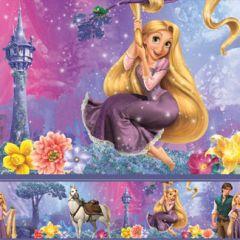Border Removível Rapunzel - Disney