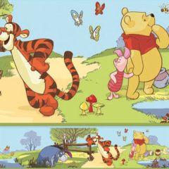 Border Removível Ursinho Pooh e Amigos - Disney