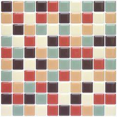 Pastilha Adesiva Resinada - Colorida 01