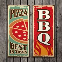 Placa Pizza / BBQ