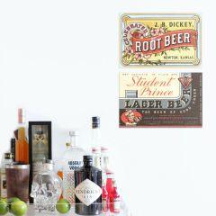 Placa Root Beer / Student Prince
