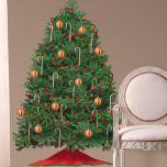 Adesivo Removível Árvore de Natal