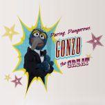Adesivo Gonzo Muppets - Disney